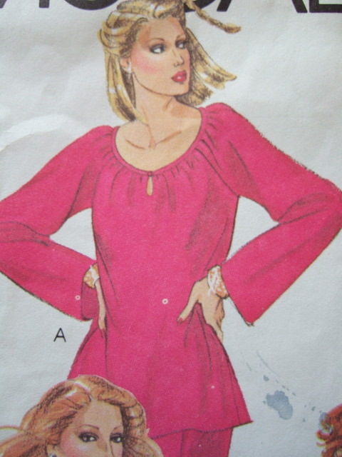 Style on Pattern Envelope