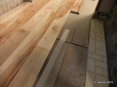 spline wood