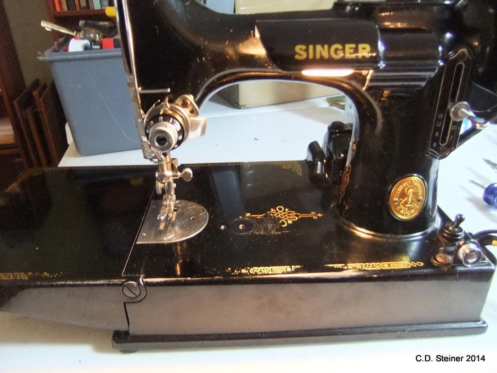Singer Featherweight Sewingh Machine Wiring Diagram