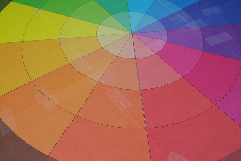 Lessons In Color: Creating a ColorWheel